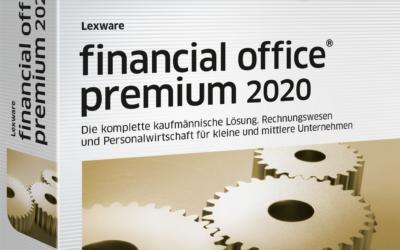 Lexware Financial Office Premium 2021 Abo (jährlich)