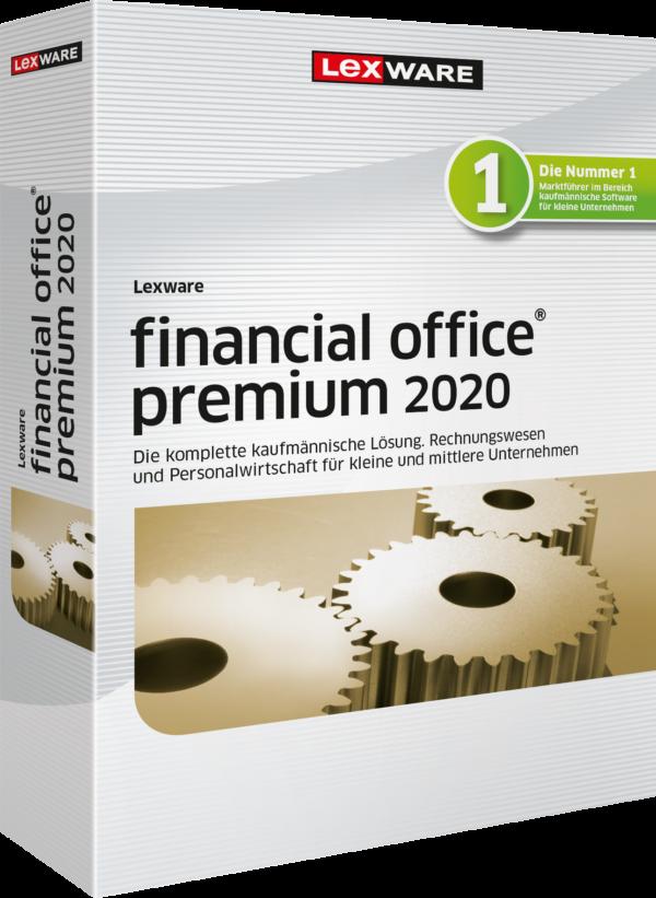 Lexware Financial Office Premium 2020