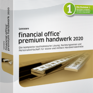 Lexware Financial Office Premium Handwerk 2020