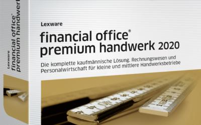 Lexware Financial Office Premium Handwerk 2021 Abo (jährlich)