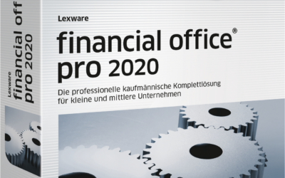 Lexware Financial Office Pro 2021 Abo (jährlich)