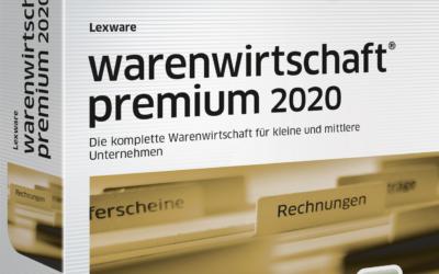 Lexware Warenwirtschaft Premium 2021 Abo (jährlich)