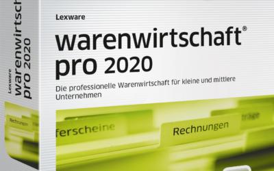 Lexware Warenwirtschaft Pro 2021 Abo (jährlich)