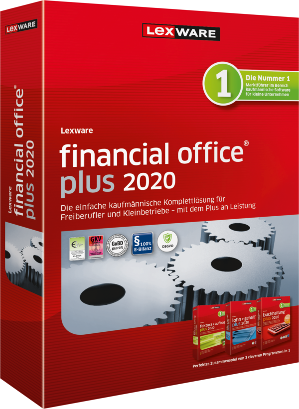Lexware Financial Office Plus 2020