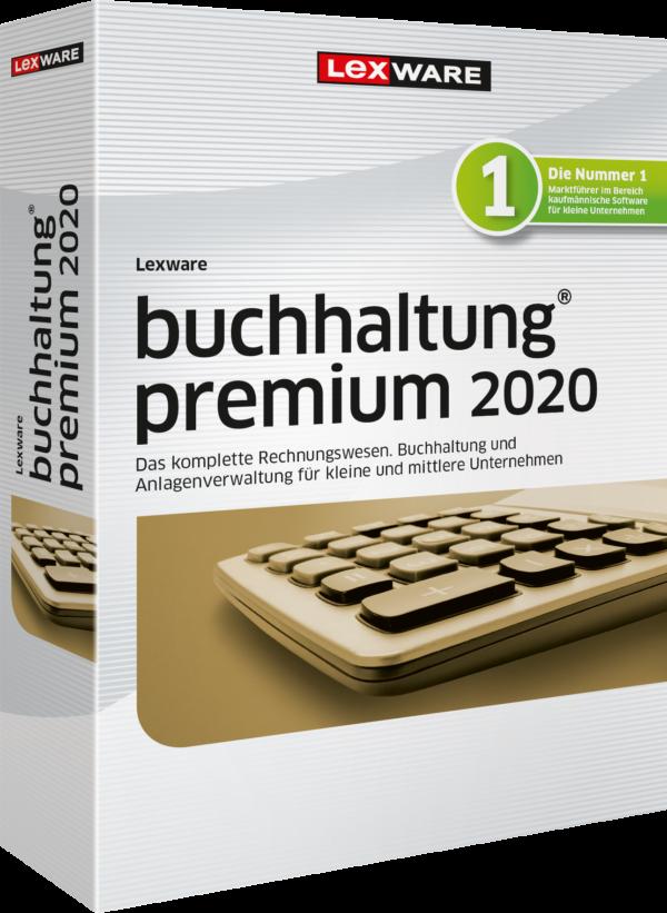 Lexware buchhaltung premium 2020