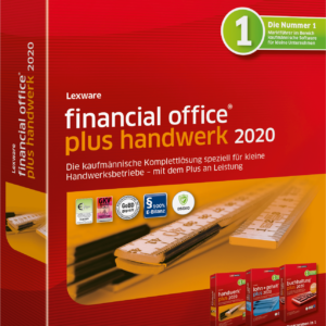 Lexware financial office plus handwerk 2020