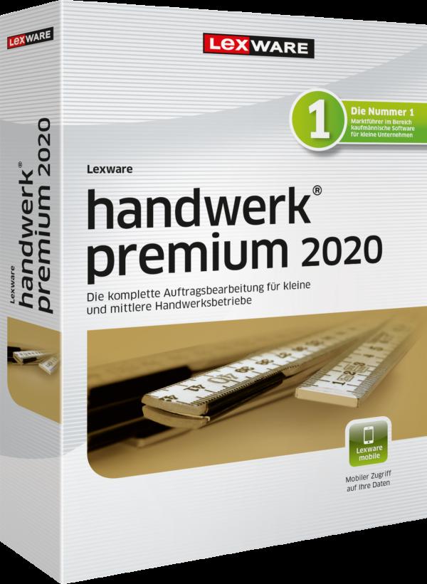 Lexware handwerk premium 2020