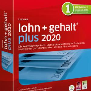 Lexware lohn+gehalt plus 2020