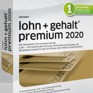 Lexware lohn+gehalt premium 2020