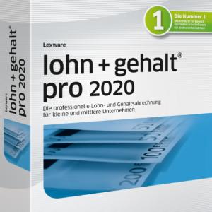 Lexware lohn+gehalt pro 2020