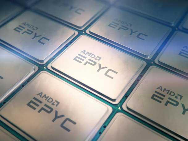 AMD EPYC CPUs