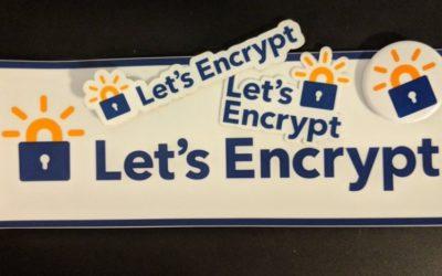 Wichtig für Admins: Zertifikatswechsel bei Let`s Encrypt steht an